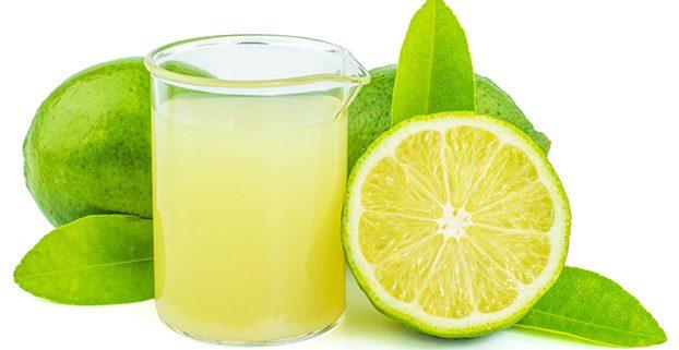 Jugo de Limón – 5 al día